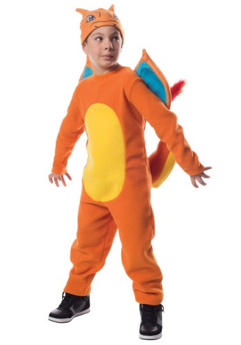 Boys Charizard Costume