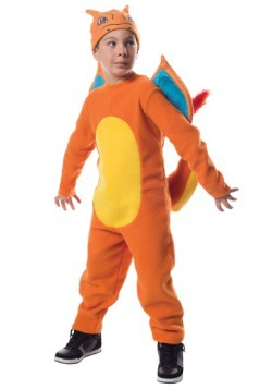 Boys Charizard Costume