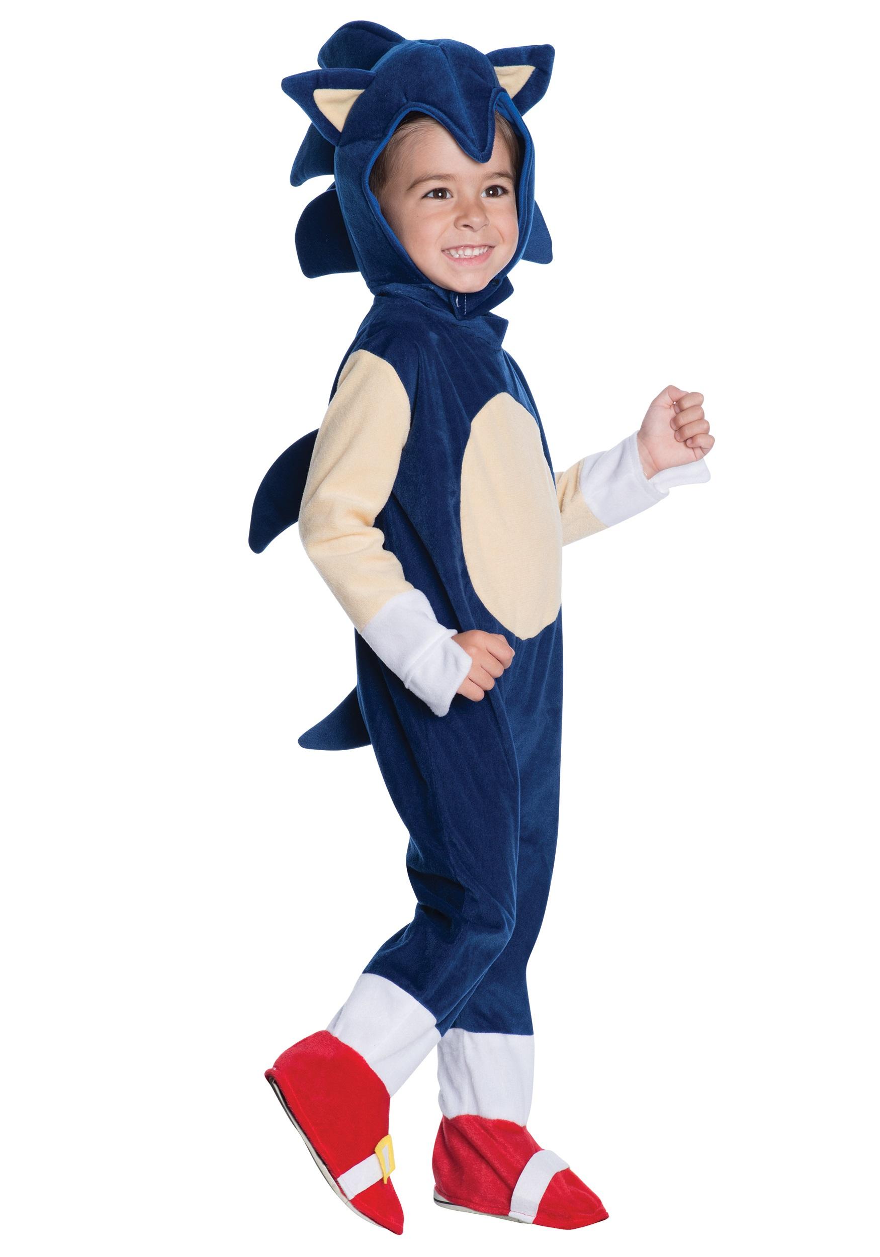 Sonic Hedgehog Romper