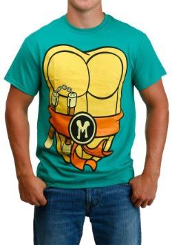 TMNT I Am Michelangelo Costume T-Shirt