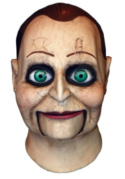 Dead Silence Adult Billy Puppet Mask