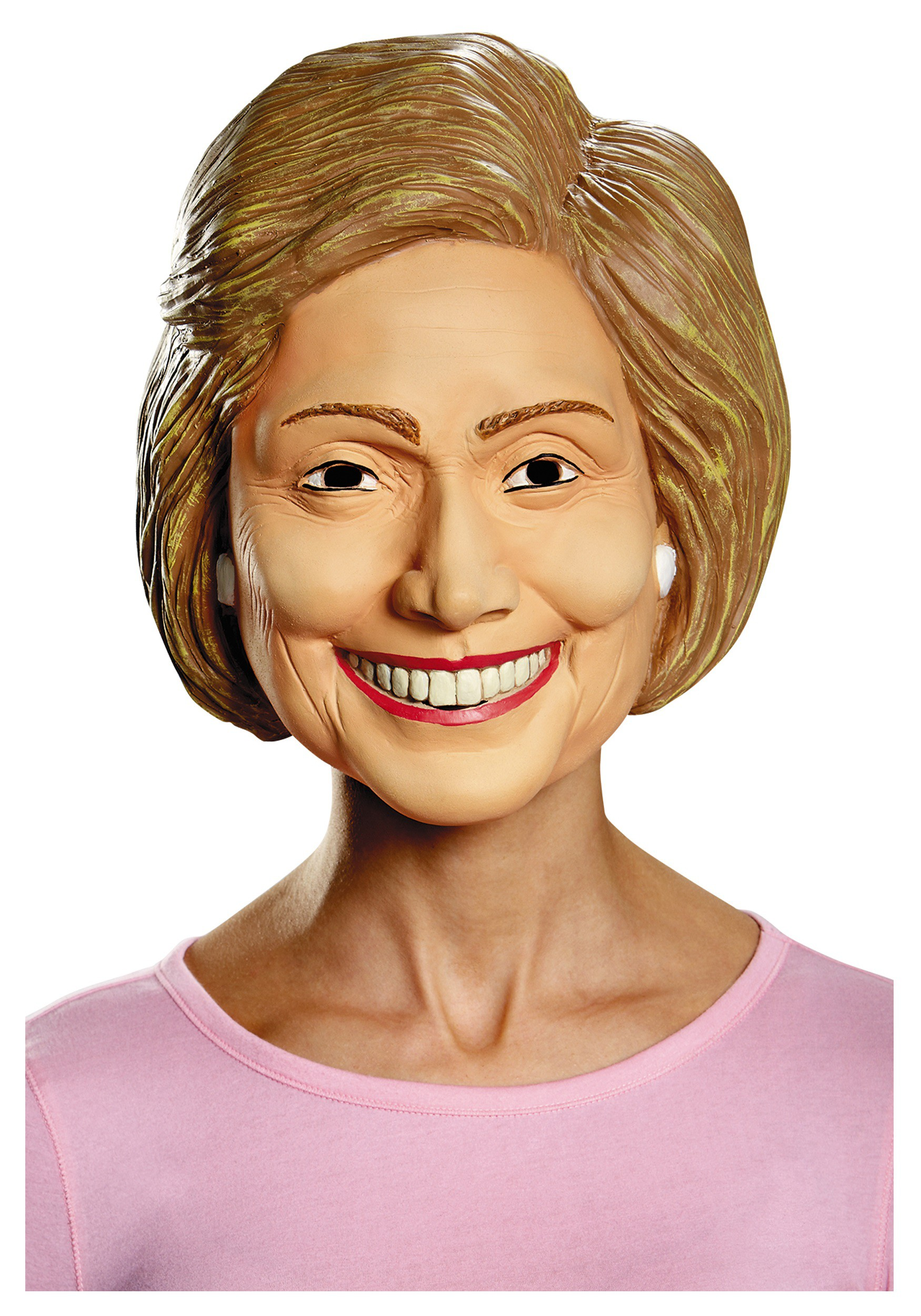 Deluxe Hillary Adult Mask