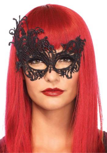 Fantasy Venetian Eye Mask