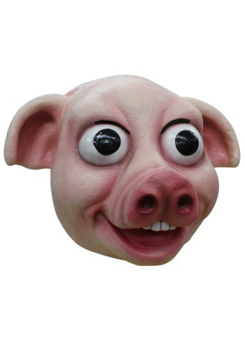 Pudgy Pig Adult Mask