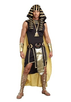 Plus Size King of Egypt Costume