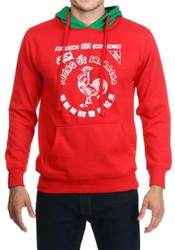 I Am Sriracha Hoodie