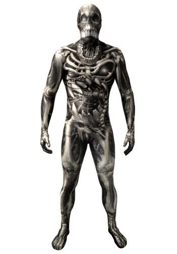 Adult Skull & Bones Skeleton Morphsuit