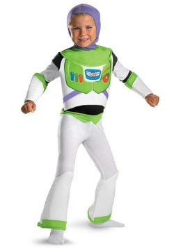 Child Deluxe Buzz Lightyear Costume