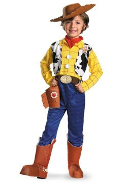 Child Deluxe Woody Costume