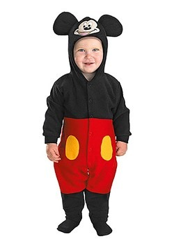Toddler Mickey Mouse Costume