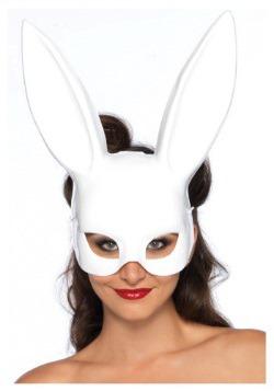 White Bunny Mask