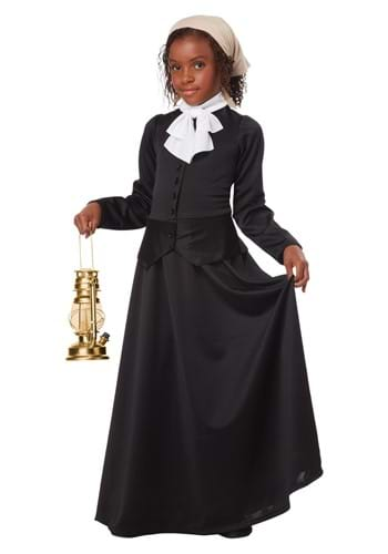 Girl's Harriet Tubman/Susan B. Anthony Costume