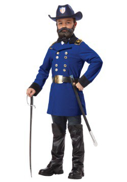 Child General Ulysses S. Grant Costume