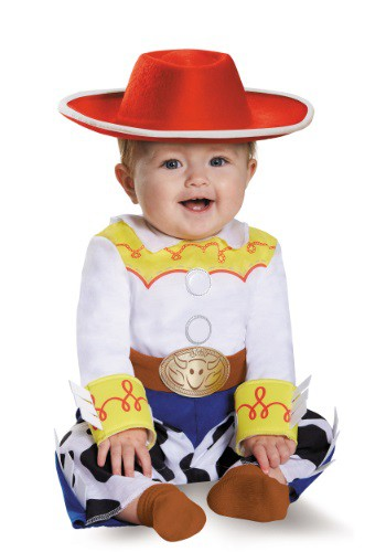 Deluxe Infant Jessie Costume
