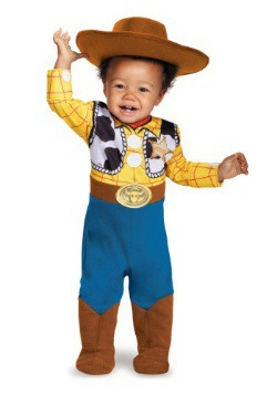 Infant Deluxe Woody Costume