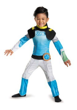 Toddler Miles from Tomorrowland Classic Costume