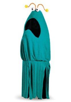 Sesame Street Plus Size Blue Yip Yip Costume