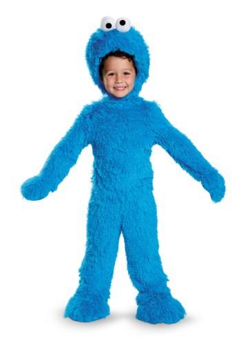 Infant/Toddler Cookie Monster Plush Costume