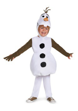 Infant and Toddler Frozen Classic Olaf Costume