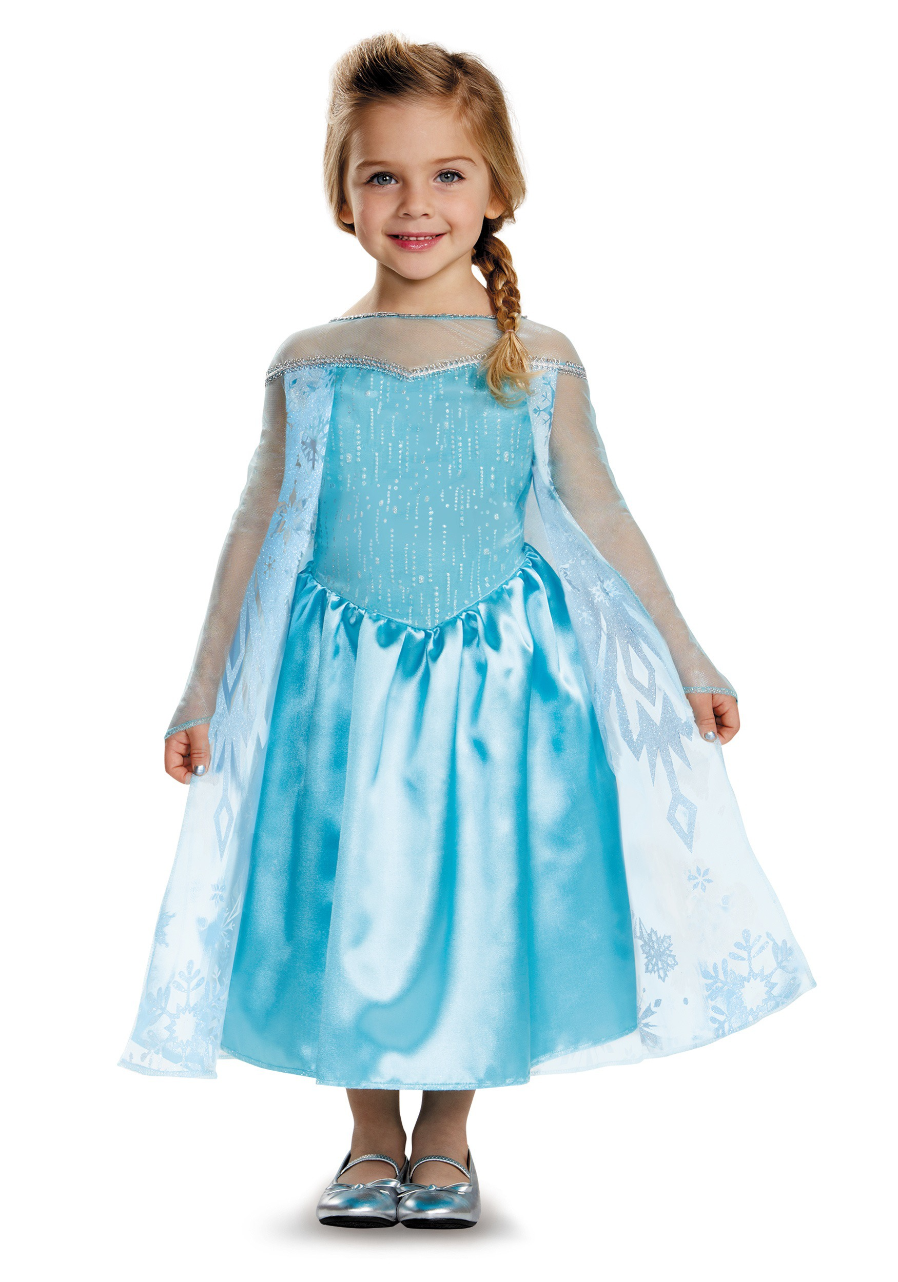 sc 1 st  Halloween Costumes AU & Frozen Elsa Classic Toddler Costume