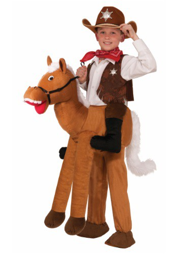 Child Ride-A-Horse Costume