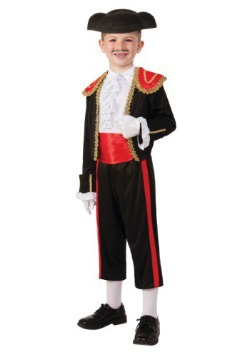 Boys Spanish Matador Costume