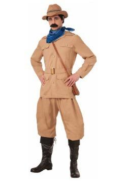 Mens Theodore Roosevelt Costume