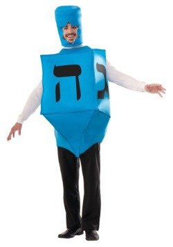 Adult Dreidel Costume