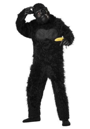 Child Deluxe Gorilla Costume