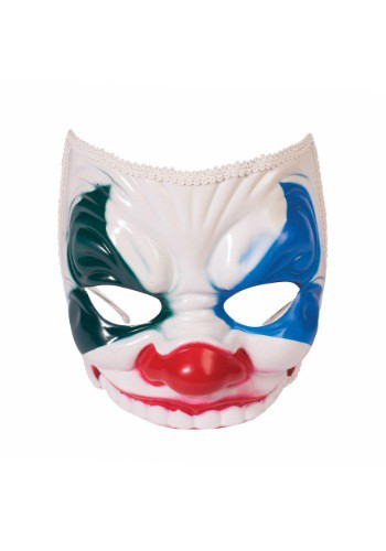 Adult Evil Clown Mask