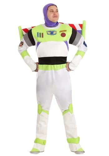 Adult Deluxe Buzz Lightyear Costume