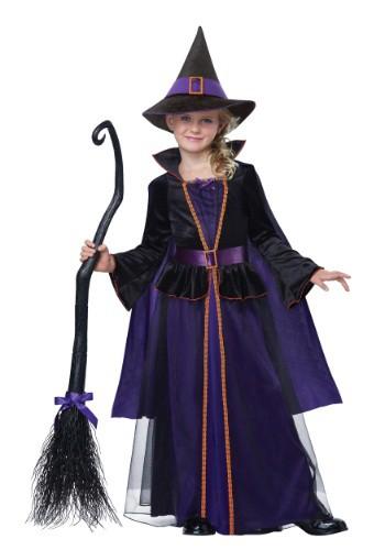 Girls Hocus Pocus Witch Costume