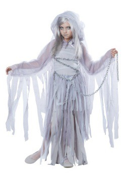 Girls Haunted Beauty Costume