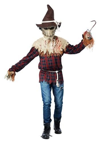Adult Sadistic Scarecrow Costume