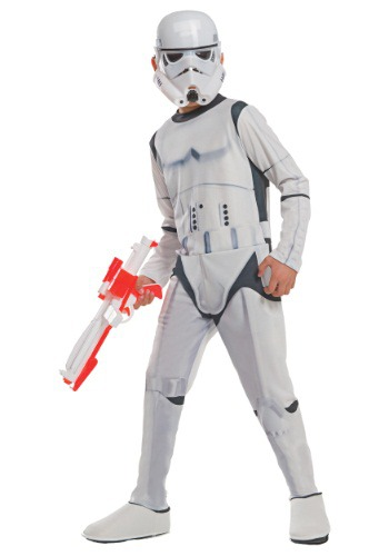 Kids Stormtrooper Costume
