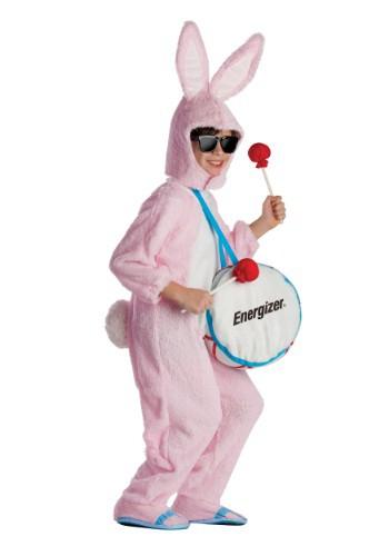 Kid's Energizer Bunny Mascot Costume