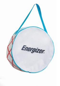 Energizer Bunny Drum Bag Accessory