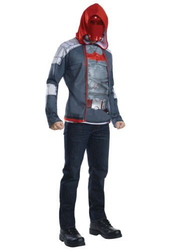 Red Hood Adult Costume