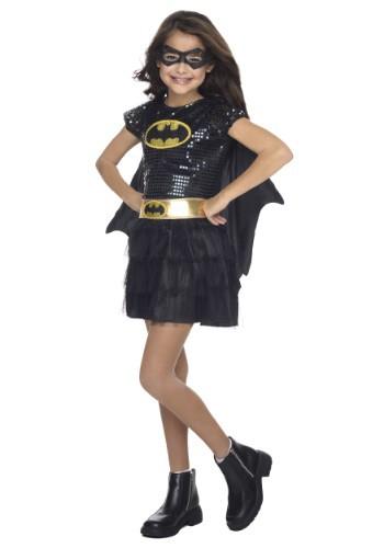 Toddler Batgirl Sequin Costume