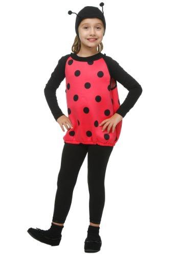 Girls Ladybug Costume