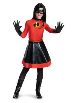 Tween Incredibles Violet Costume