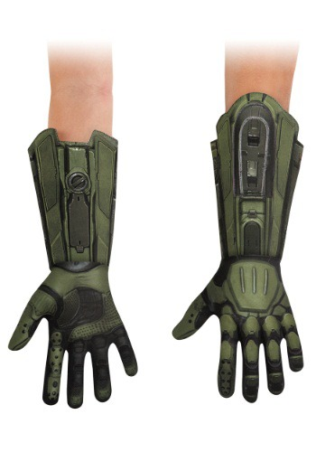 Master Chief Deluxe Child Gloves
