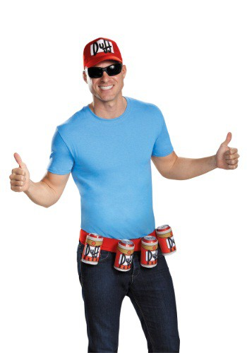 Adult Duffman Kit