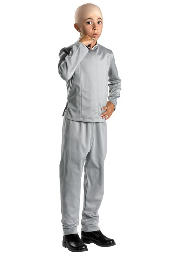 Child Deluxe Dr. Evil Costume