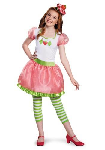 Strawberry Shortcake Tween Costume