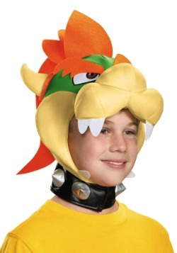 Child Bowser Headpiece