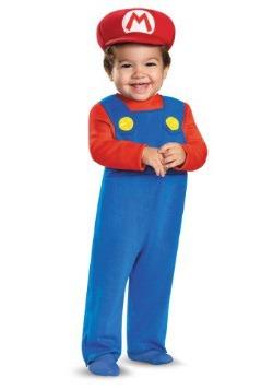 Mario Infant Costume