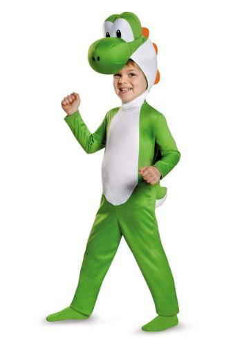 Yoshi Toddler Costume