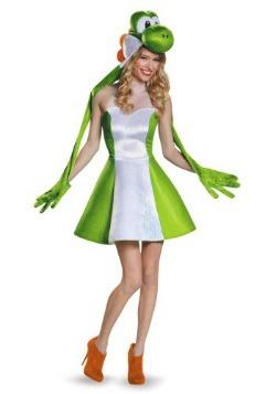 Tweens Yoshi Skirt Costume