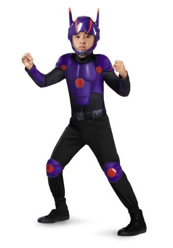 Boys Hiro Classic Costume